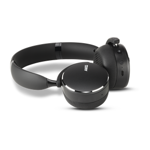Y500 Wireless - Black - Wireless on-ear headphones - Hero