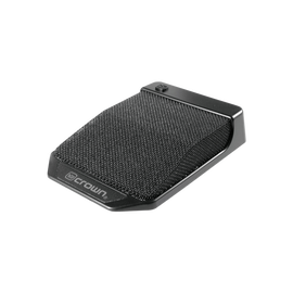 PCC170 - Black - Professional boundary layer microphone - Hero