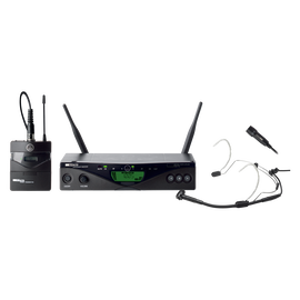 WMS470 Presenter Set Band3-K 10mW none - Black - Professional wireless microphone system - Hero