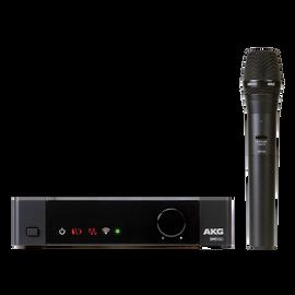 DMS100 - Black - Digital wireless microphone/instrument systems - Hero