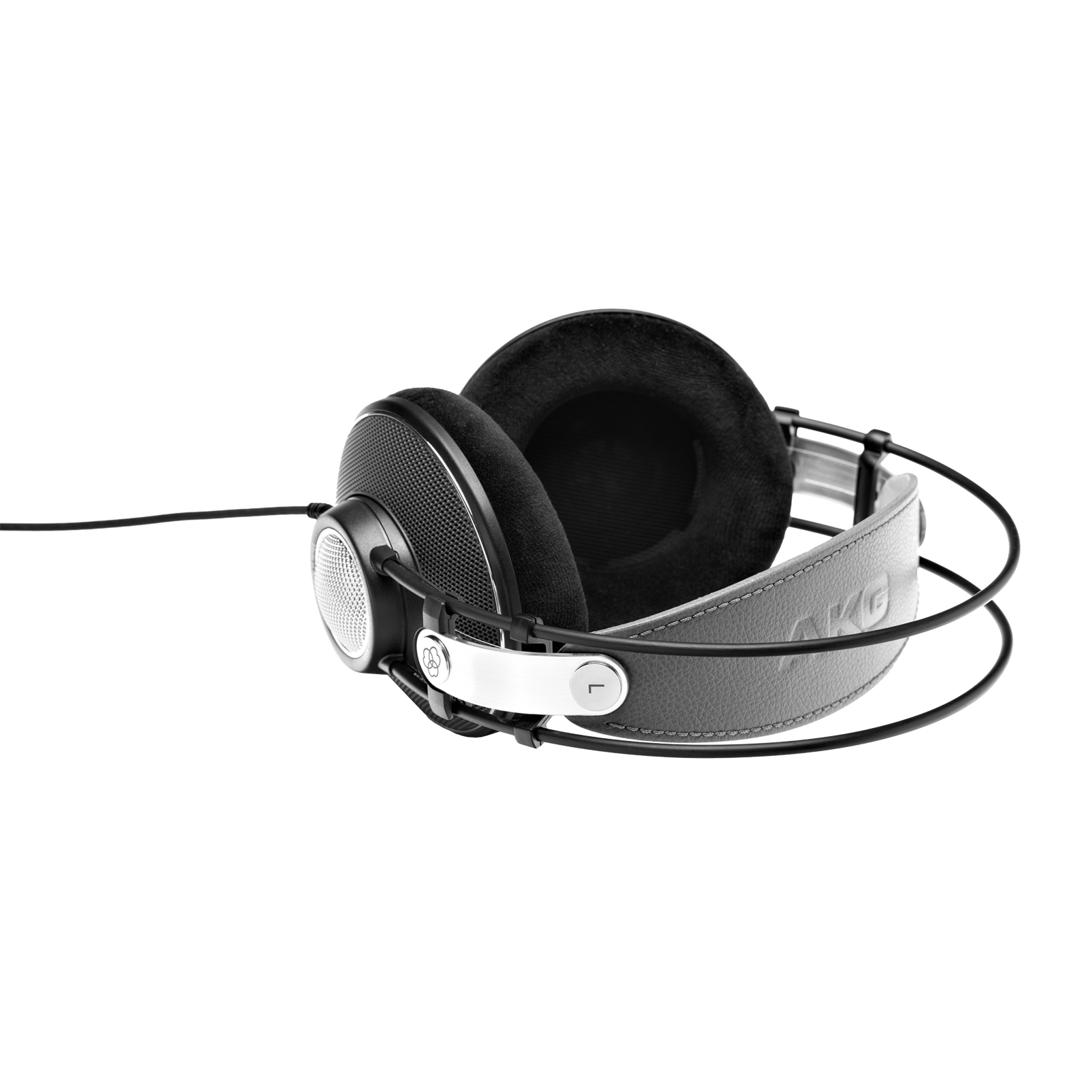 K612 PRO - Black - Reference studio headphones - Detailshot 1