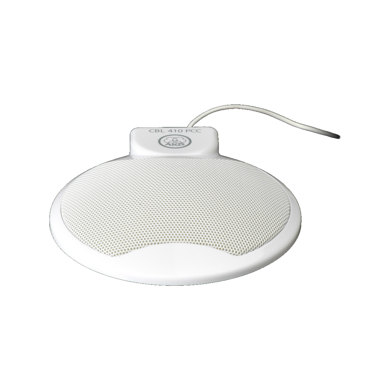 CBL410 PCC - White - PC microphone for VoIP and teleconferencing applications - Hero