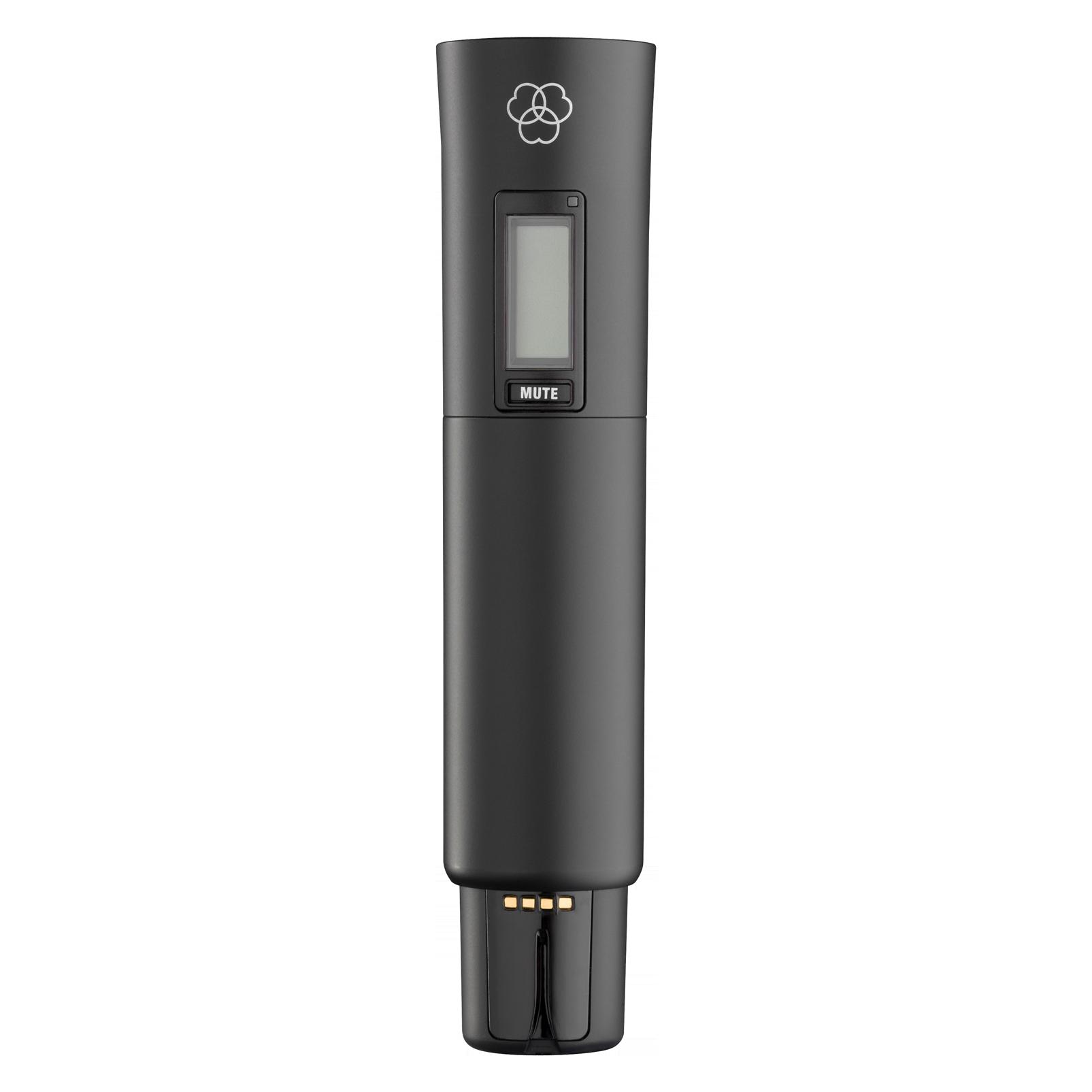DHT800 Band1 50mW - Black - Reference digital wireless handheld transmitter - Hero