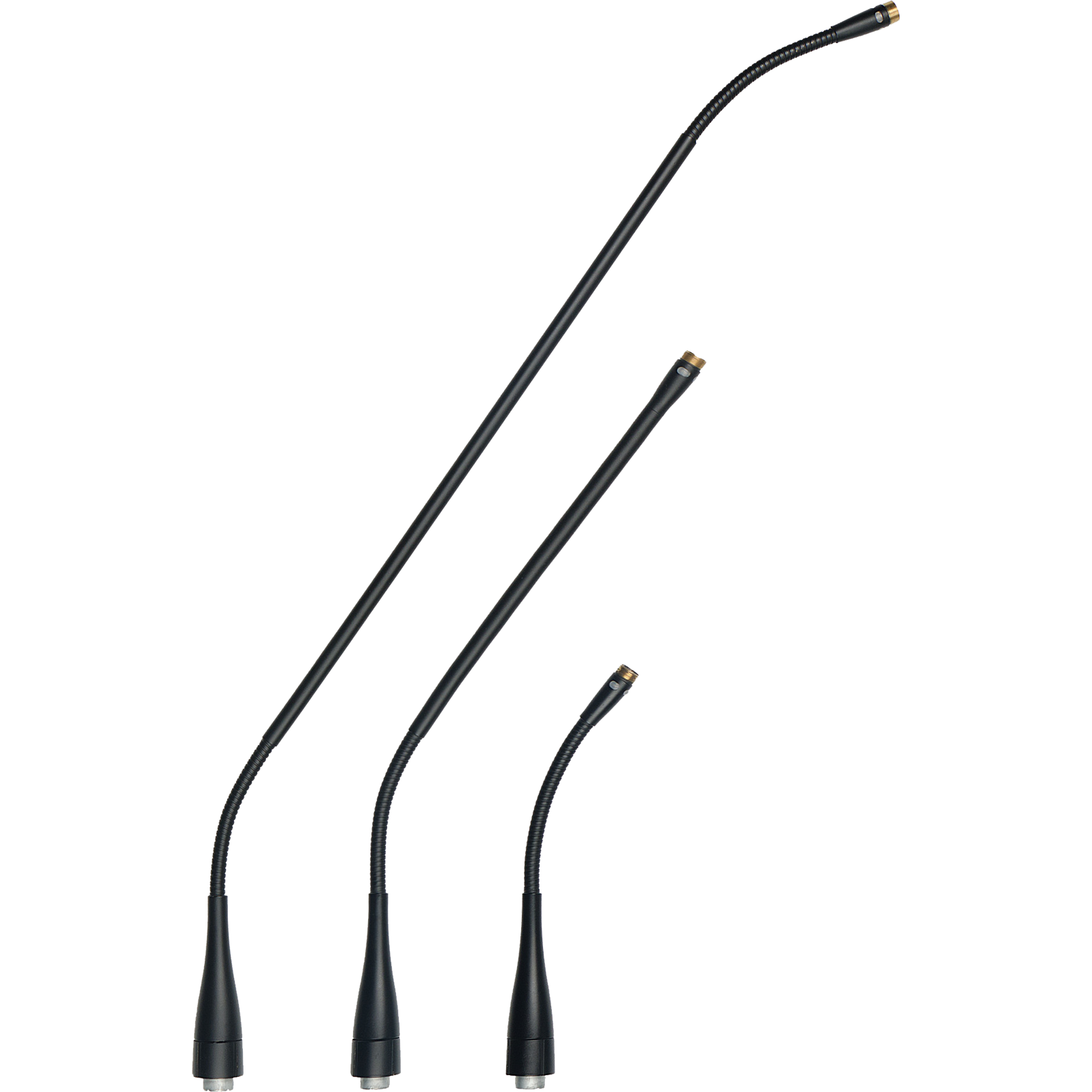 GN50 M - Grey - 500mm (19.7in) Reference modular gooseneck module - DAM+ Series - Hero