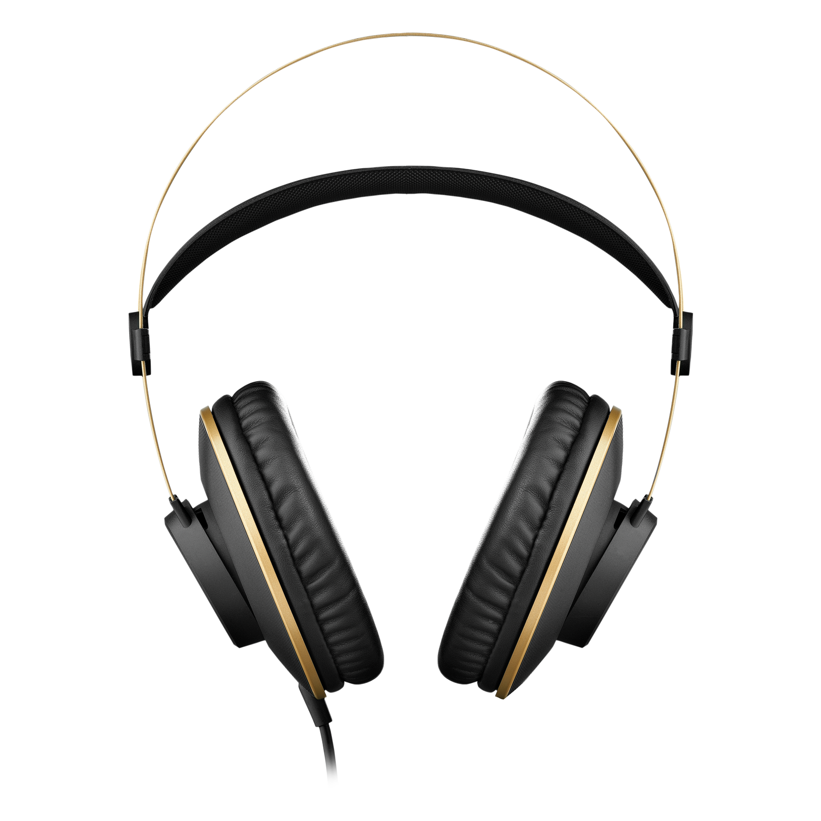 K92 - Black - Closed-back headphones - Front